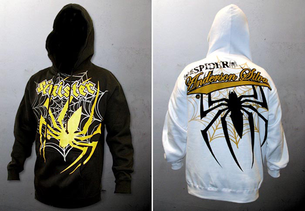 Product Name: Sinister Anderson Silva UFC 77 Walkout Hoodie BUY