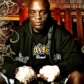 Sinister x Anderson Silva Clothing