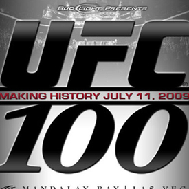 UFC 100 Bans Clothing Companies