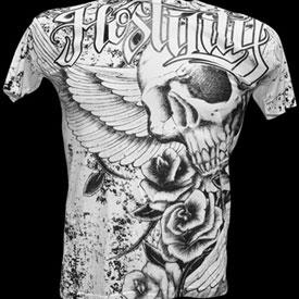 Hostility Premium T-shirts