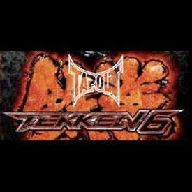 Tapout x Tekken 6 T-Shirts