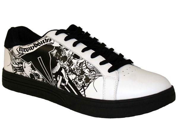 Product Name: Throwdown Skull Shoes BUY