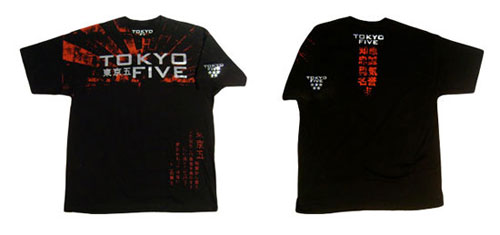 tokyo-five-shirt