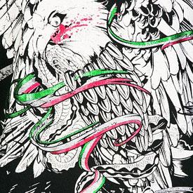 Ecko MMA x Miguel Torres T-shirt