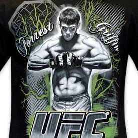 Forrest Griffin UFC Fighter T-shirt