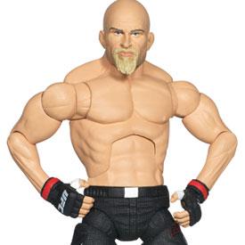 Keith Jardine UFC Deluxe Figurine