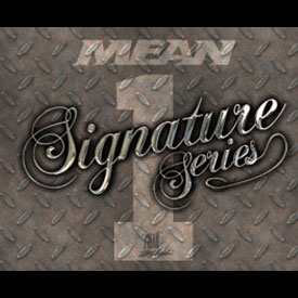 Mean 1 Signature Series T-shirts