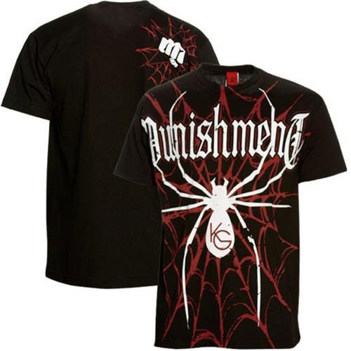Punishment-Spider-t-shirt