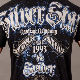 Silver Star x Anderson Silva T-shirt