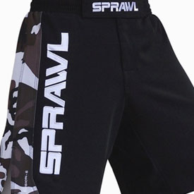 SPRAWL Fusion-S Fight Shorts