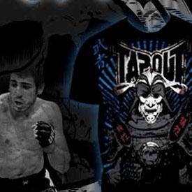 Tapout Kenny Florian UFC 101 T-shirt
