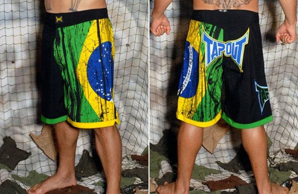Tapout-Thiago-Silva-short