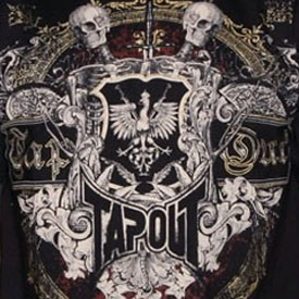 TapouT x Nate Marquardt T-shirt
