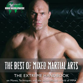 The Best of Mixed Martial Arts Book