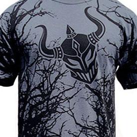 Warrior International Dark Forest Tee