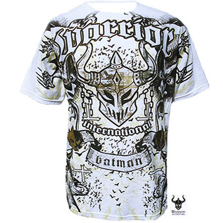 Warrior-Pellegrino-shirt-1