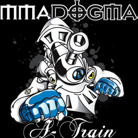 MMADogma A-Train UFC 102 Shirt