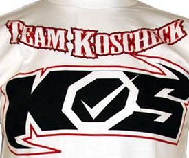 Mar Team Koscheck T-shirt