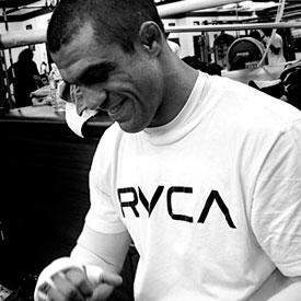 RVCA x Vitor Belfort