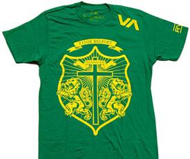 RVCA Vitor Belfort UFC 103 T-shirt