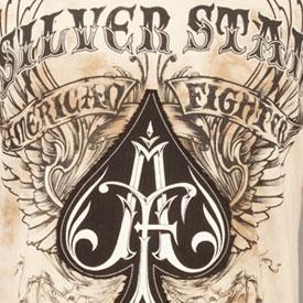 Silver Star x Rich Franklin T-shirt