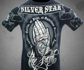 Silver Star x Rob Emerson T-shirt