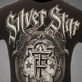 Silver Star x Frank Trigg T-Shirt