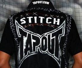 TapouT Stitch Cutman Vest