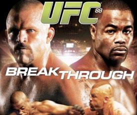 UFC 88: Breakthrough DVD