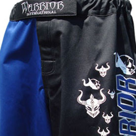 Warrior Int'l X Ben Rothwell Shorts