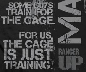 Ranger Up MAC-P MMA T-shirt