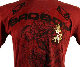 Bad Boy Lyoto Machida UFC 94 Shirt