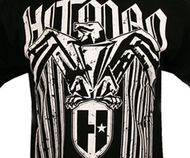 Hitman Warbird II T-shirt