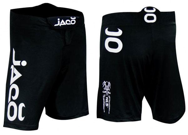 """Jaco Clothing Shorts /"""" Resurgence Fight Short /"""" White Short"""