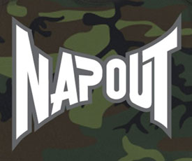 No Fear Napout Camo Onesie