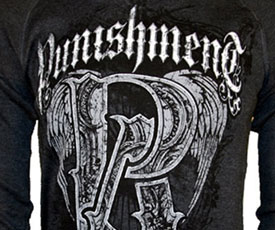 Punishment Athletics Thermal Shirt