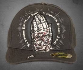 "Silver Star ""The Saint"" Hat"