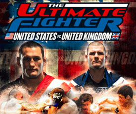 TUF 9: Team USA vs. Team UK DVD