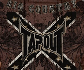 TapouT x Roy Nelson T-shirt