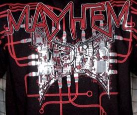 TapouT x Mayhem Miller T-shirt