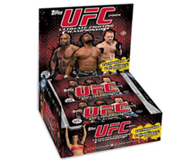 Topps 2009 UFC Trading Cards