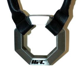 UFC Octagon Necklace
