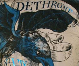 Dethrone UFC 104 Walkout Shirts