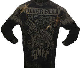 Silver Star Spider Silva Thermal