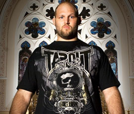 TapouT x Ben Rothwell T-shirt