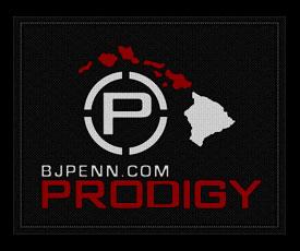 BJ Penn Prodigy Label T-shirts