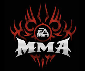 EA Sports MMA Video Game