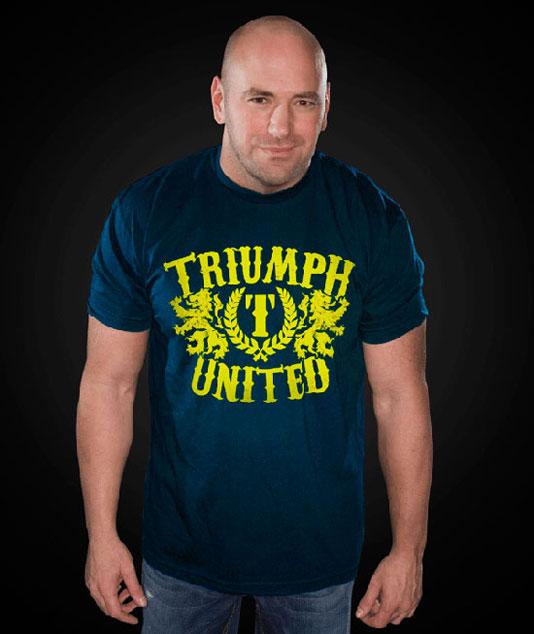 Triumph-dana-white