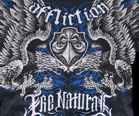 Affliction x Randy Couture T-shirt