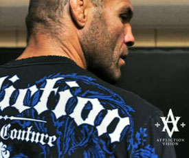 Affliction Interview: Randy Couture